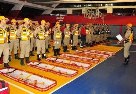 instrução1 270x187 - Corpo de Bombeiros disponibiliza 150 militares no bloco Muriçocas do Miramar