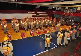 instrução2 270x187 - Corpo de Bombeiros disponibiliza 150 militares no bloco Muriçocas do Miramar