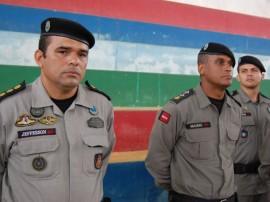 policia passagem de comando em mata redonda foto werneck moreno 4 270x202 - Major Magno assume comando da companhia do Litoral Sul