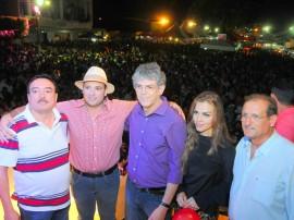 ricardo na emancipacao de jacarau 1 270x202 - Ricardo participa do aniversário de Jacaraú e anuncia obras na cidade