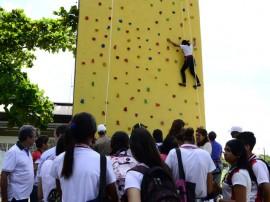 see alunos da rede estadual participam de escola de esportes no unipe 2 270x202 - Alunos da rede estadual participam de 'Escolinha de Esportes' no Unipê