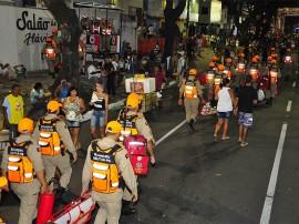 seguranca pm e bombriro no bloco picole de manga 4 270x202 - Forças de segurança registram 36 ocorrências no Folia de Rua
