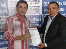 silva neto recebe reconhecimento 6 270x202 - Diretor do Presidio de Sapé recebe homenagem em São Paulo