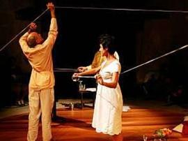 A Gaivota 270x202 - Dia Mundial do Teatro e Nacional do Circo é comemorado em dez cidades