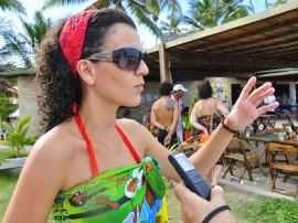 Ana Paula Gaudino 2 270x202 - Governo investe em infraestrutura turística com pavimentação de acesso à praia de Coqueirinho