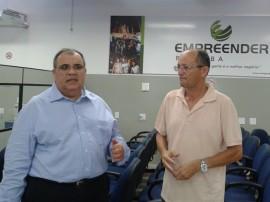 Casa da Cidadania 270x202 - Rômulo vistoria reforma da Casa da Cidadania e visita UEPB em Campina