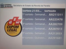 Cupom Legal tela com seis ganhadores 21 03 2014 270x202 - Cupom Legal paga 33 prêmios e divulga vencedor do sorteio de R$ 10 mil nesta sexta-feira