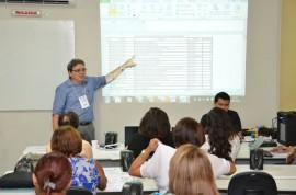 DIEGO NÓBREGA Treinamento 12 03 2014 2 270x178 - Professores da rede estadual participam de seminário do Proinfo Integrado