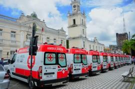 ENTREGA DE AMBULÂNCIA 1 270x179 - Ricardo entrega ambulâncias que vão beneficiar 300 mil paraibanos