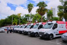 ENTREGA DE AMBULÂNCIA 141 270x179 - Ricardo entrega ambulâncias que vão beneficiar 300 mil paraibanos