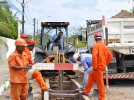 Esgoto Penha e Seixas Foto Waldeir Cabral 1 270x202 - Esgotamento sanitário vai beneficiar moradores das praias do Seixas e Penha
