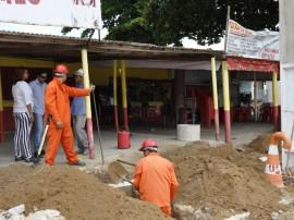 Esgoto Penha e Seixas Foto Waldeir Cabral 3 270x202 - Esgotamento sanitário vai beneficiar moradores das praias do Seixas e Penha