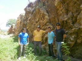 FOTOS professores mina santa luzia 3 270x202 - Professores do curso de Mineração visitam mina escola em Santa Luzia