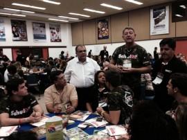 Foto Schultz Romulo 270x202 - Paraíba é destaque na convenção da operadora Schultz realizada na Bahia