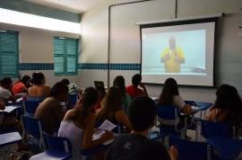 PB Vest Diego Nóbrega 3 copy1 270x178 - Mais de 5 mil alunos participam do 1º dia de aula do PBVest em todo Estado