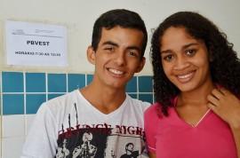PB Vest Diego Nóbrega 5 copy2 270x178 - Mais de 5 mil alunos participam do 1º dia de aula do PBVest em todo Estado