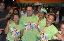 Santa Helana1 270x175 - Rômulo Gouveia participa de eventos carnavalescos no Sertão