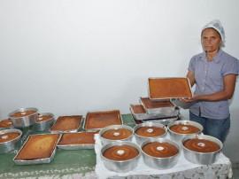 emater fabricação de bolo 270x202 - Governo promove 56 eventos em março para homenagear mulher rural