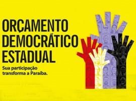 logo orcamento democratico 270x202 - Governo lança Ciclo 2014 do Orçamento Democrático Estadual