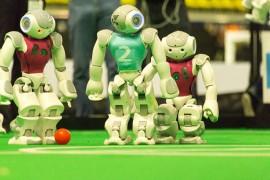naoSoccer 270x180 - RoboCup 2014: Delegações de mais de 50 países são definidas ainda este mês