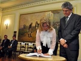 posse fatima bezerra foto francisco frança 110 PORTAL 270x202 - Ricardo transmite cargo à presidente do Tribunal de Justiça da Paraíba