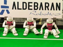 robocup 2014 2 270x202 - RoboCup 2014 realizado no Centro de Convenções é destaque nacional