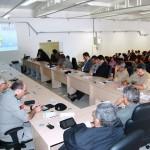 seds reuniao de monitoramento de seguranca com alunos de analise criminal foto Edvaldo Malaquias (1)