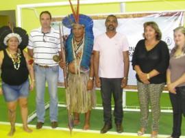 sejel inicio dos jogos indigenas 11 270x202 - Representantes de 30 tribos participam do lançamento dos Jogos Indígenas 2014