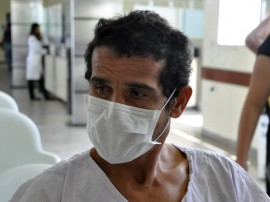 ses hosp clementino fraga dia mundial contra tuberculose foto antonio david 3 270x202 - Clementino Fraga inicia atividades alusivas ao Dia Mundial de Luta Contra a Tuberculose