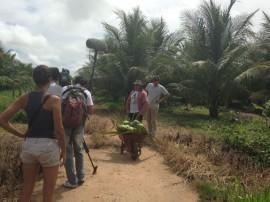 14.04.14 tv alema em sousa fotos secom 3 270x202 - Cultura do coco das Várzeas de Sousa será destaque na Europa
