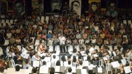 Arena 2 270x151 - Orquestra Jovem realiza primeiro concerto oficial da temporada 2014