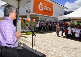 CEDC INAUGURAÇÃO 270x192 - Centro Especializado faz 11 mil procedimentos mensais para diagnóstico precoce