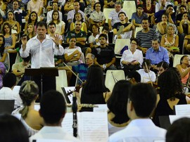 CONCERTO ARENA 270x202 - Orquestra Jovem realiza primeiro concerto oficial da temporada 2014