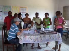 Com.Quilombola GRILO inscrição Garantia Safra 270x202 - Quilombolas do Vale do Paraíba são atendidos pela Emater com políticas públicas do Governo