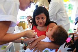 FOTO Ricardo Puppe Abertura Vacinacao 3 270x180 - Dia D da Vacinação contra a gripe em Cabedelo neste Sábado