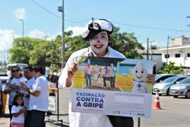 FOTO Ricardo Puppe Abertura Vacinacao 34 270x180 - Dia D da Vacinação contra a gripe em Cabedelo neste Sábado
