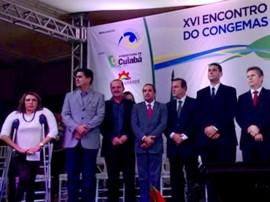 Foto Encontro COngemas 28.04.14 270x202 - Secretária Cida Ramos fala sobre Gestão Compartilhada do Suas no Encontro Nacional do Congemas