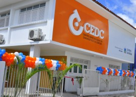 Inauguração do CEDC 270x192 - Centro Especializado faz 11 mil procedimentos mensais para diagnóstico precoce