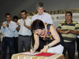 ORDEM DE SERVIÇO STA RITA fotos jose marques 3 270x202 - Governo investe R$ 3,7 milhões em escola e ginásio em Santa Rita