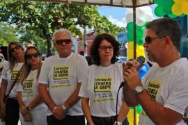 PREFEITO DA CIDADE SECRETÁRIA EXECUTIVA DA SES FOTO Ricardo Puppe 11 270x180 - Dia D da Vacinação contra a gripe em Cabedelo neste Sábado