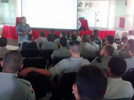 capacitacao1 270x202 - Capacitação de policiais do Programa Mulher Protegida começa na Capital