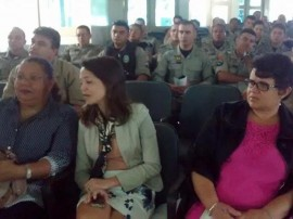capacitacao2 270x202 - Capacitação de policiais do Programa Mulher Protegida começa na Capital