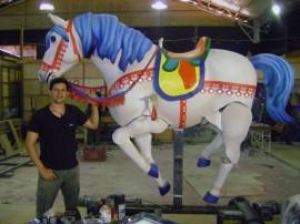 escultura de artesao paraibano sao destaque em novelas da globo 4 270x202 - Esculturas de artesão paraibano são destaque em novelas da Rede Globo