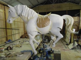 escultura de artesao paraibano sao destaque em novelas da globo 5 270x202 - Esculturas de artesão paraibano são destaque em novelas da Rede Globo