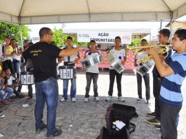 fac realiza acao no bairro do castelo branco foto walter rafael 5 270x202 - Governo promove mais uma Ação Comunitária em João Pessoa