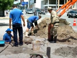 hidrante 270x202 - Bombeiros e Cagepa instalam hidrante no Parque do Povo, em Campina Grande