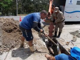 hidrante2 270x202 - Bombeiros e Cagepa instalam hidrante no Parque do Povo, em Campina Grande
