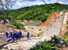 obra de camara foto francisco frança 1 1 270x202 - Em Alagoa Nova: Ricardo inspeciona obras da barragem Camará