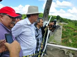 obra de camara foto francisco frança 5 1 270x202 - Em Alagoa Nova: Ricardo inspeciona obras da barragem Camará