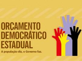 orcamento democratico estadual logo cartaz1 270x202 - Esperança sedia audiência do Orçamento Democrático Estadual